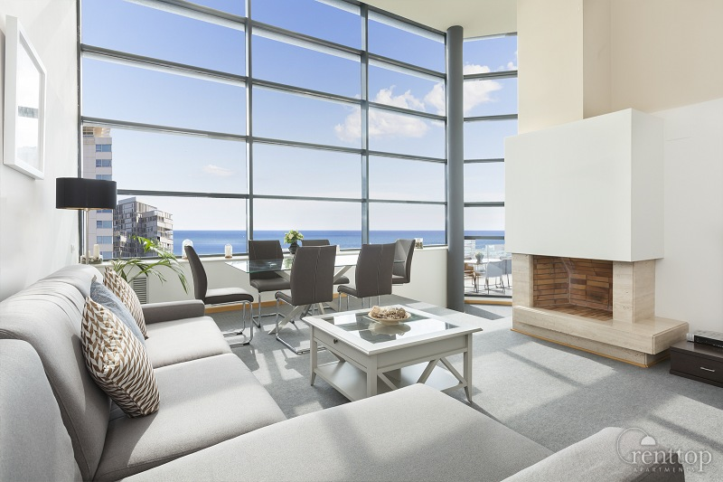Luxurious Penthouses in Barcelona and Madrid